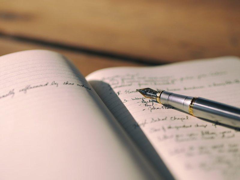 Heath's Journaling Practice