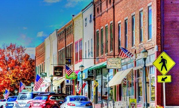 small town america public domain