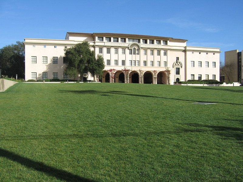 Caltech supplemental essays image: a photo of the Caltech campus