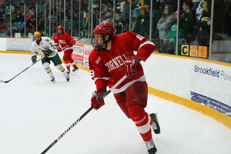 Cornell hockey game