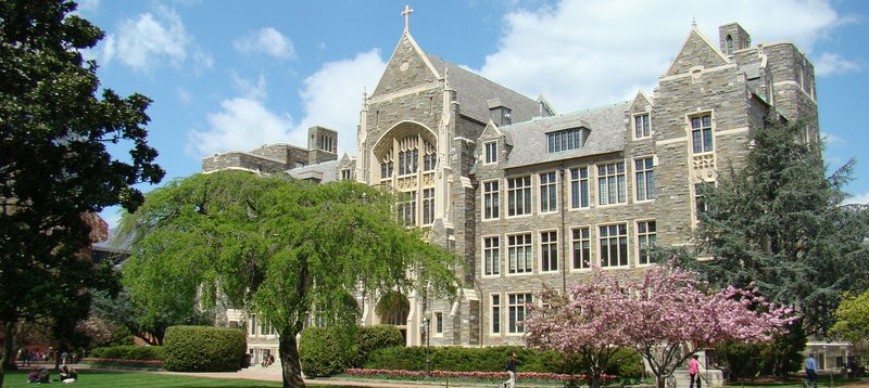 Georgetown university undergraduate application essays