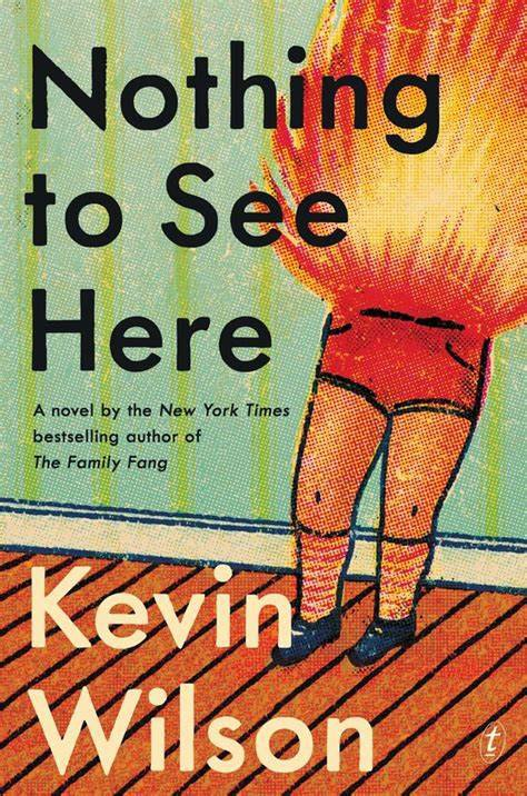 back-to-school reading list pick Nothing to See Here