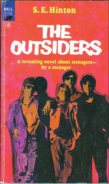 back-to-school reading list pick The Outsiders