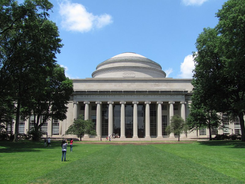 MIT essays image: a photo of the campus of Massachusetts Institute of Technology (MIT)