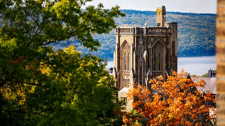 view of Cornell