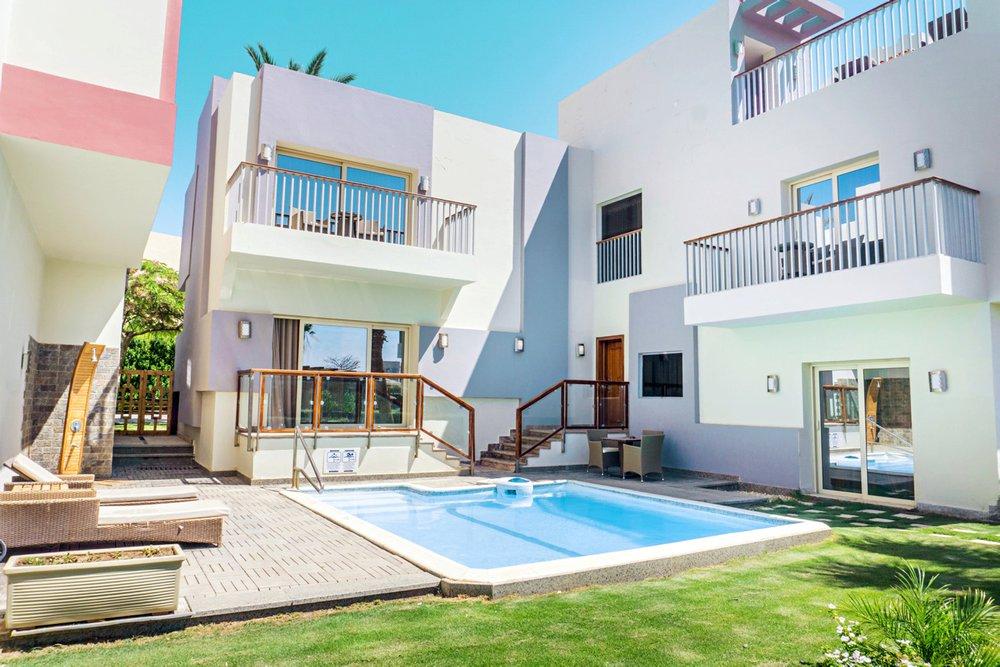 Sunrise Crystal Bay Resort, Égypte