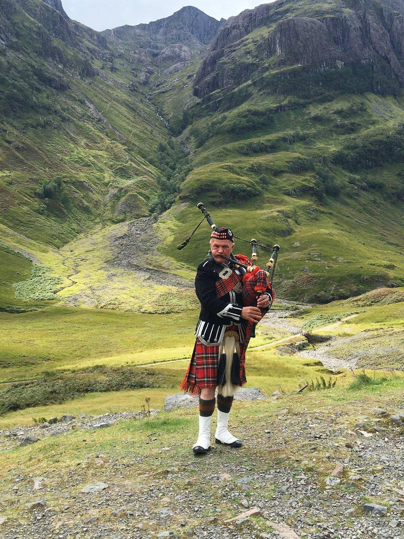 7 x Schotse trots - Schotland