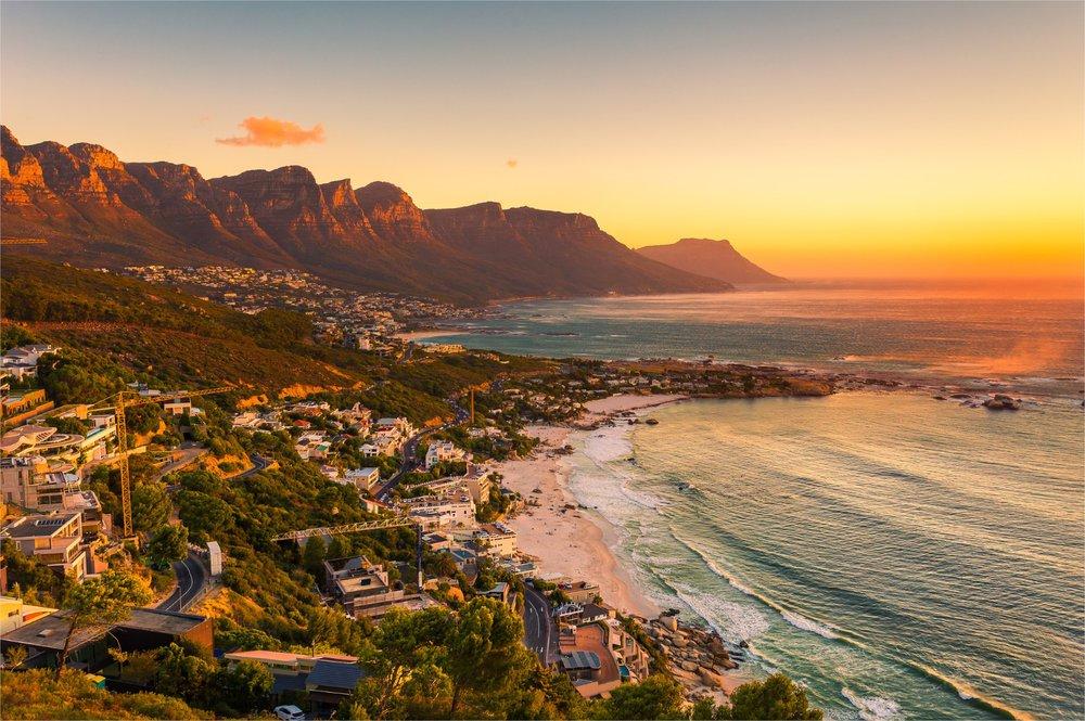 Citytrip Kaapstad