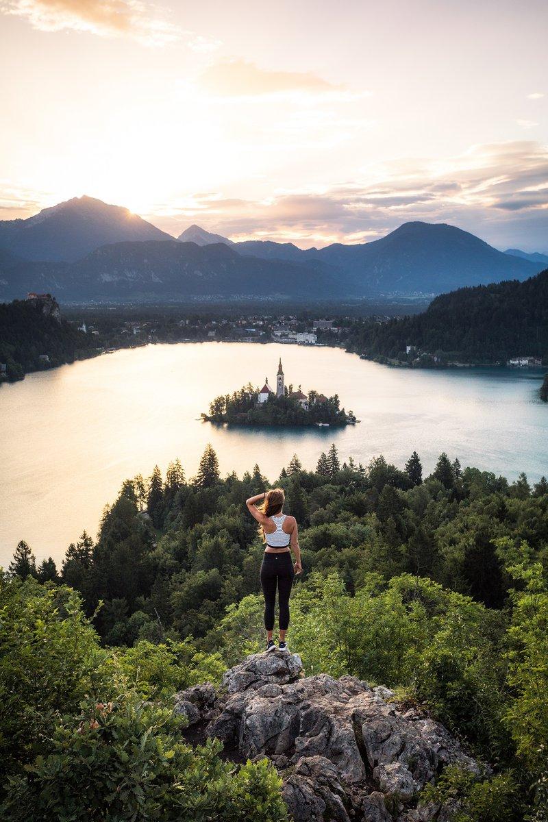 tomber amoureux de la Slovénie