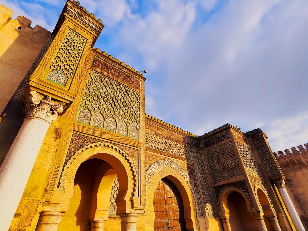 Les villes impériales du Maroc