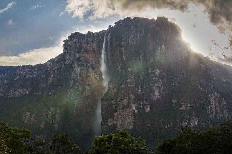 De 7 mooiste watervallen ter wereld - Venezuela