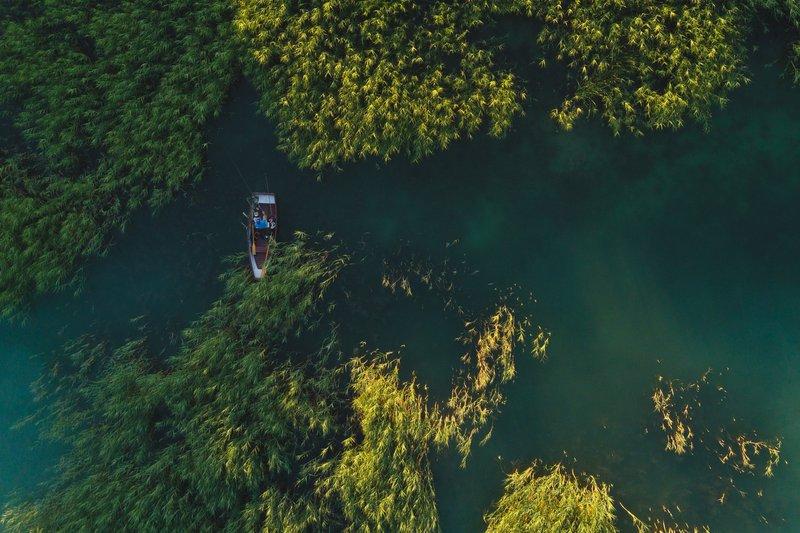 De mooiste meren ter wereld