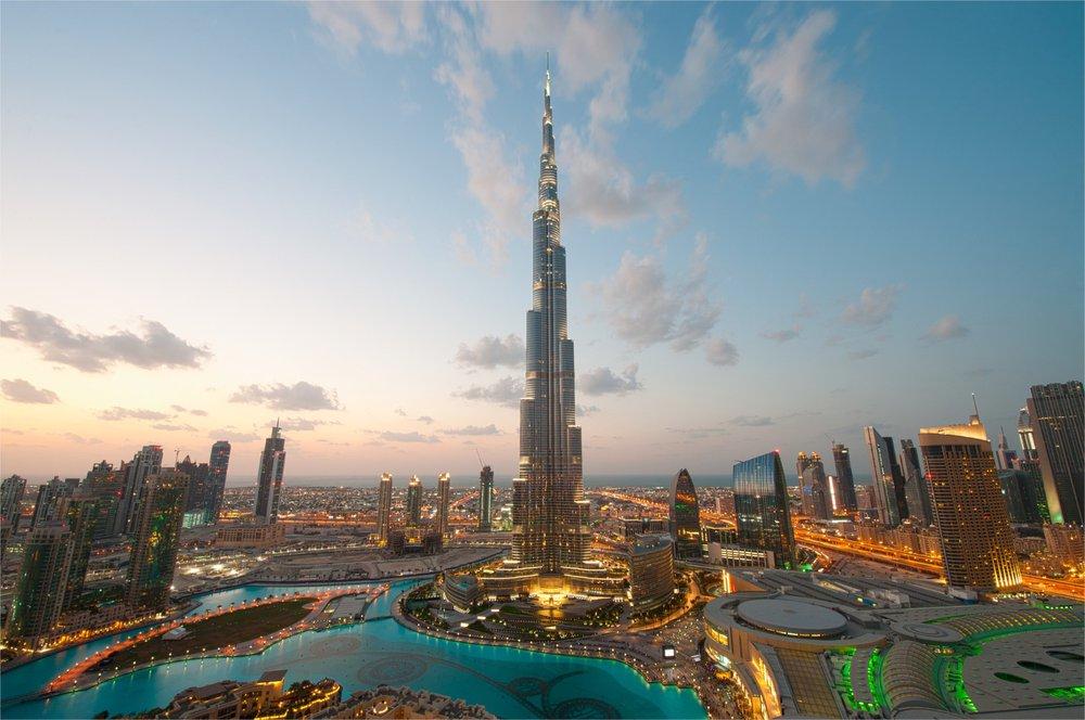 Citytrip Dubai