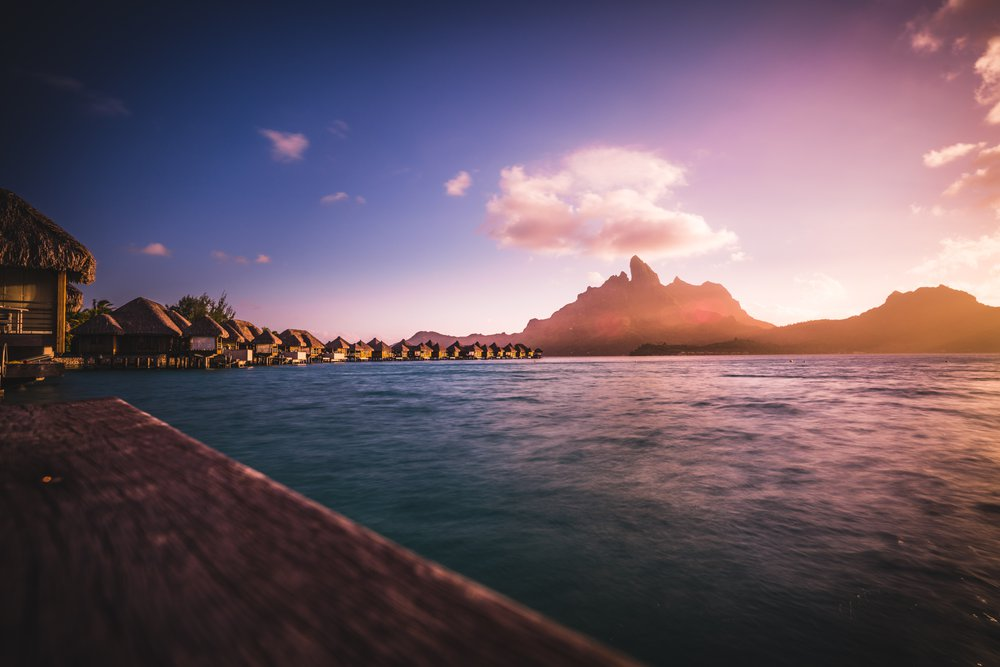 Prachtige lagunes om bij weg te dromen