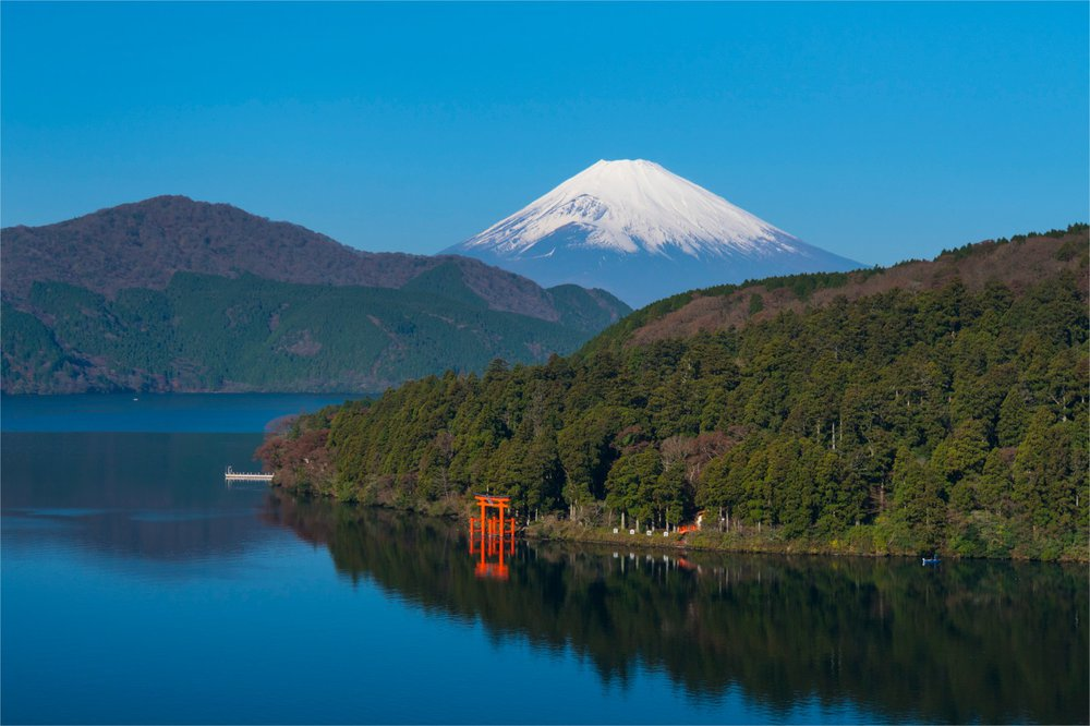 Japon : du sushi au Fuji
