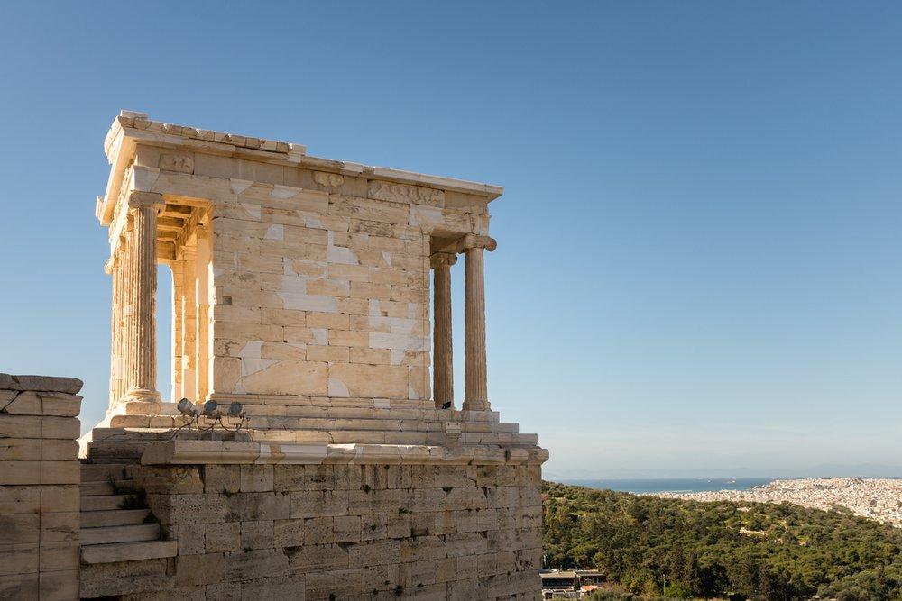10 x côte à côte - Grèce