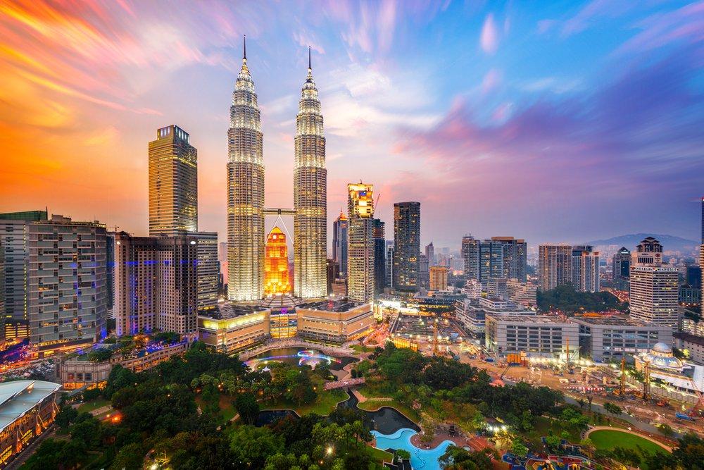 10 x côte à côte - Malaisie