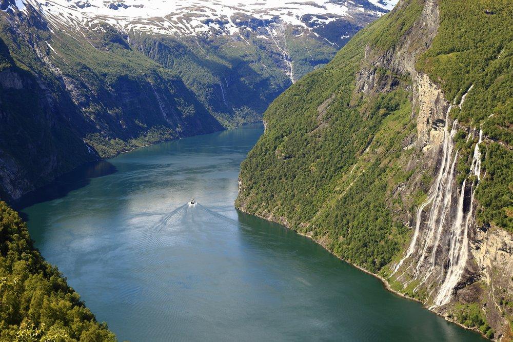 10 x côte à côte - Norvège