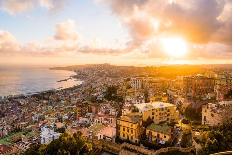 Les 5 plus belles baies au monde - Naples