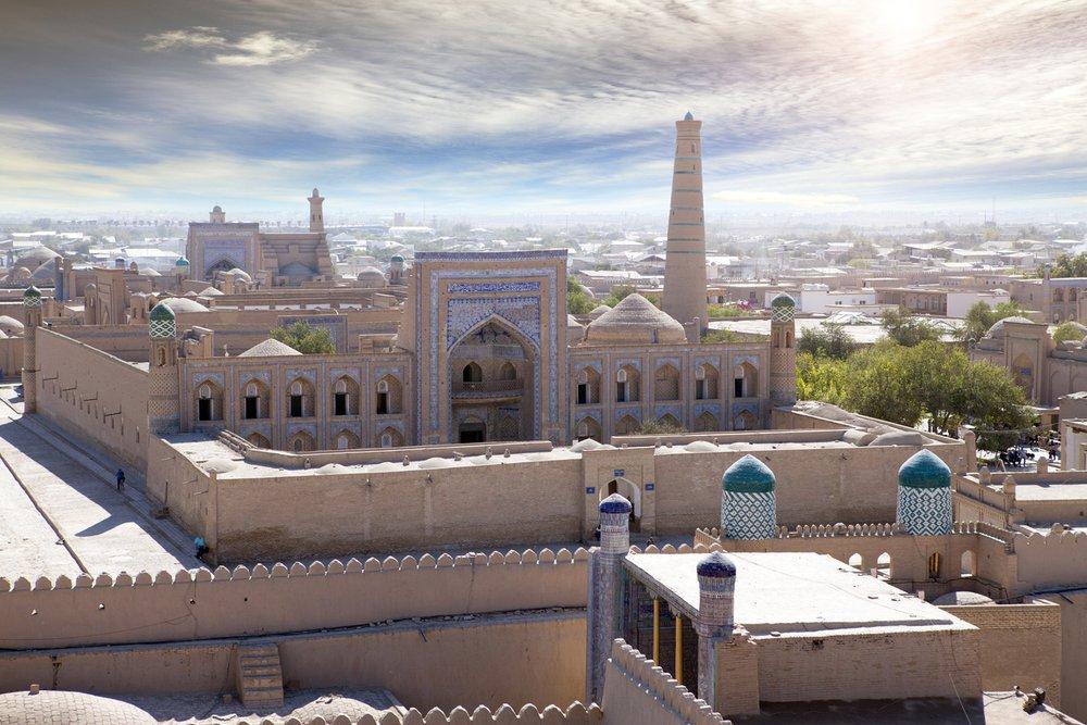 Ouzbékistan : voyage le long de la route de la soie