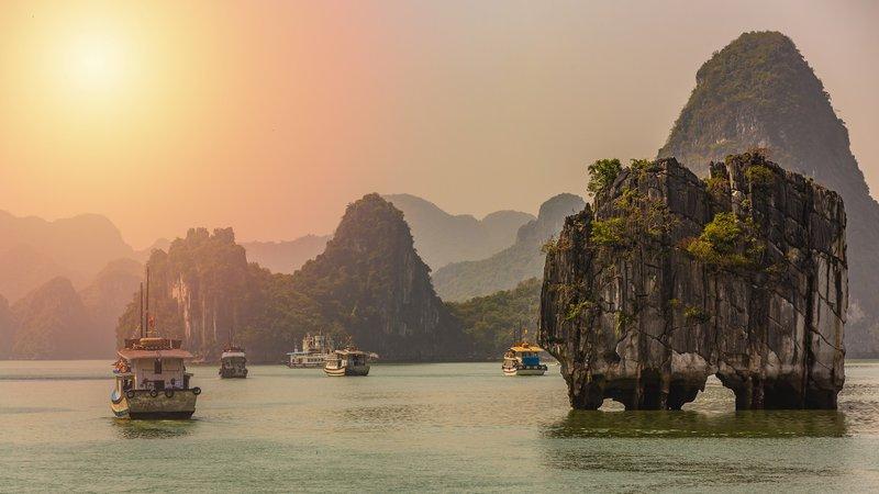 Les 5 plus belles baies au monde - Vietnam