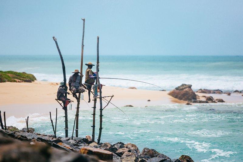 De 8 mooiste stranden ter wereld - Sri Lanka