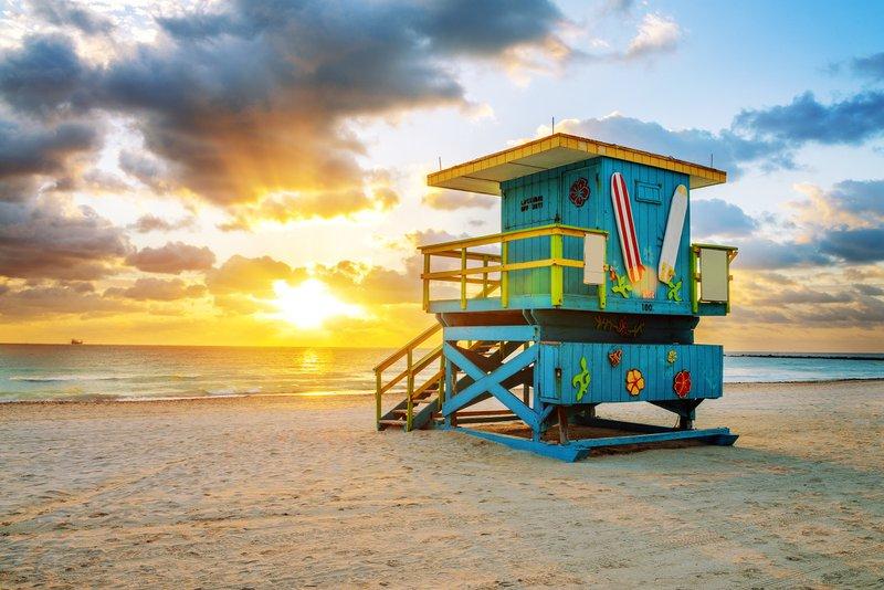 De 8 mooiste stranden ter wereld - Miami