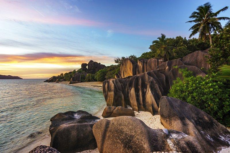 De 8 mooiste stranden ter wereld - Seychellen