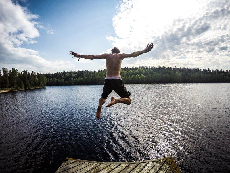 3 x l'authentique Finlande