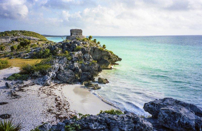 De 8 mooiste stranden ter wereld - Mexico