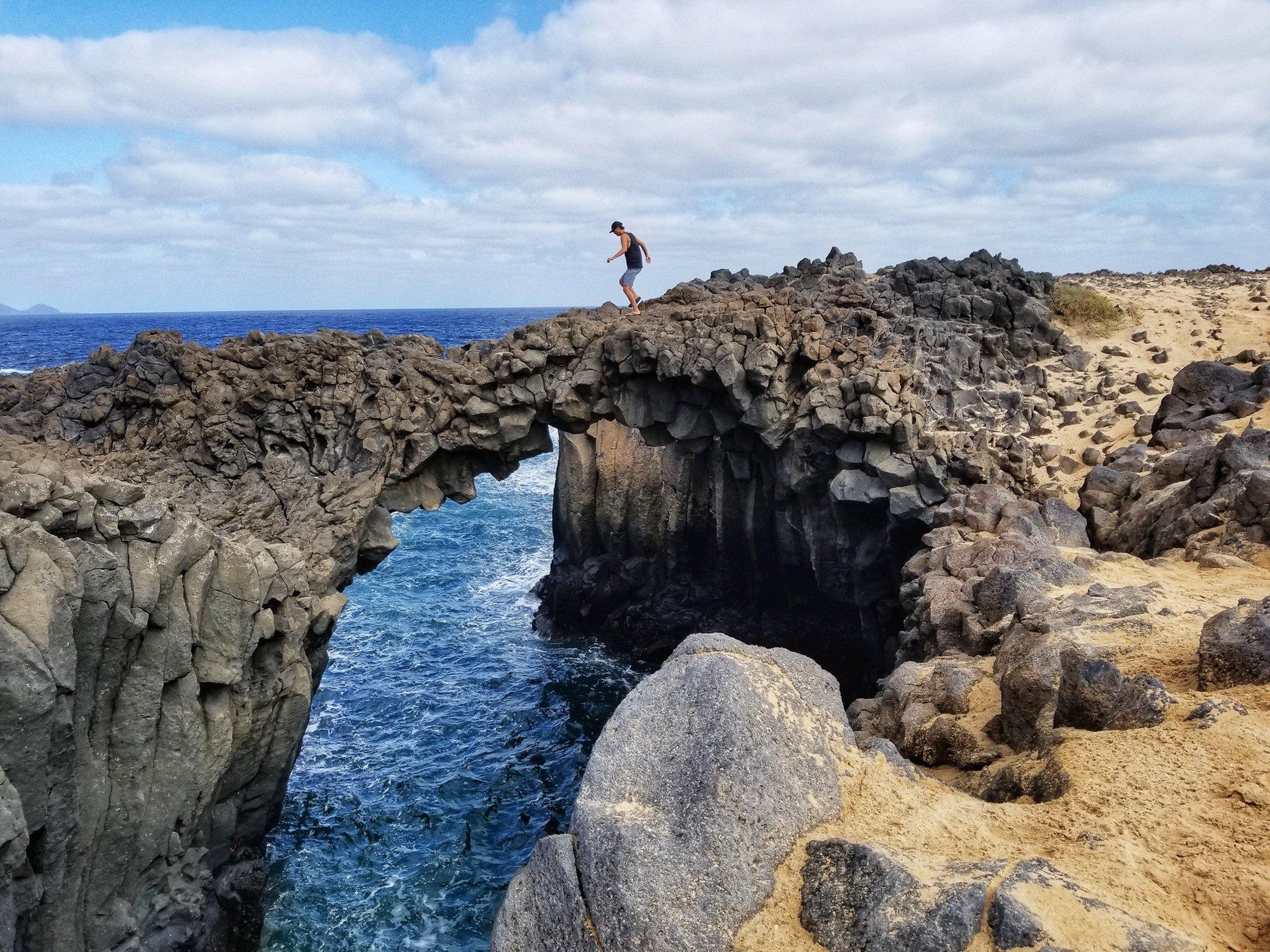 4 destinations pour des vacances en mai Lanzarote