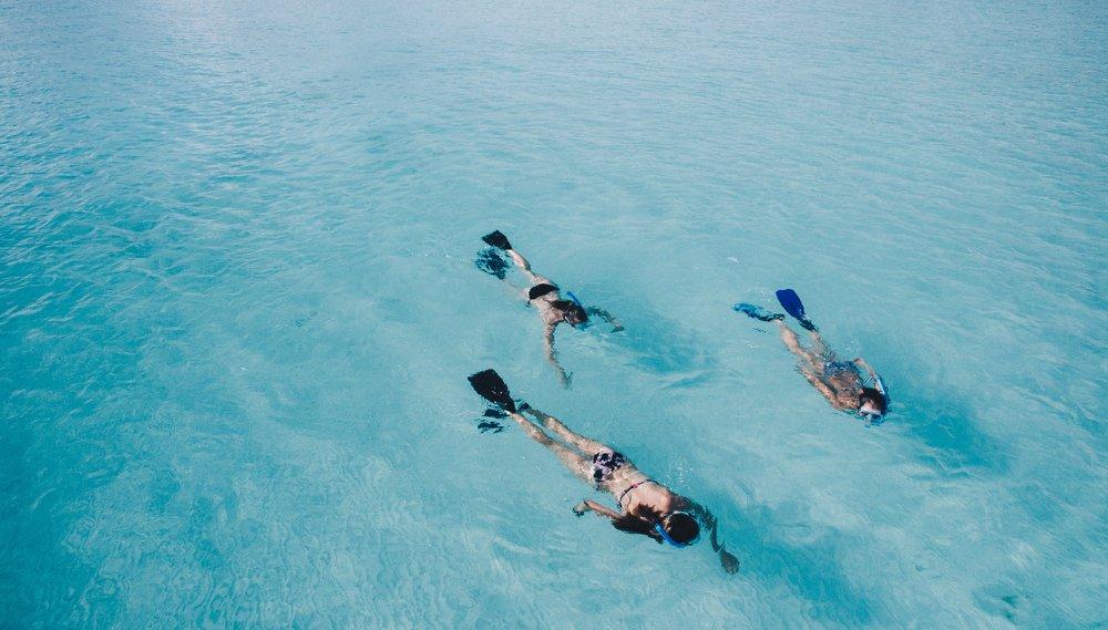 5 destinations populaires pour la plongée et le tuba