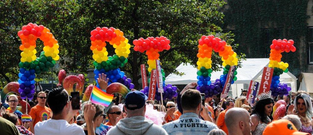 4 x EuroPride & WorldPride