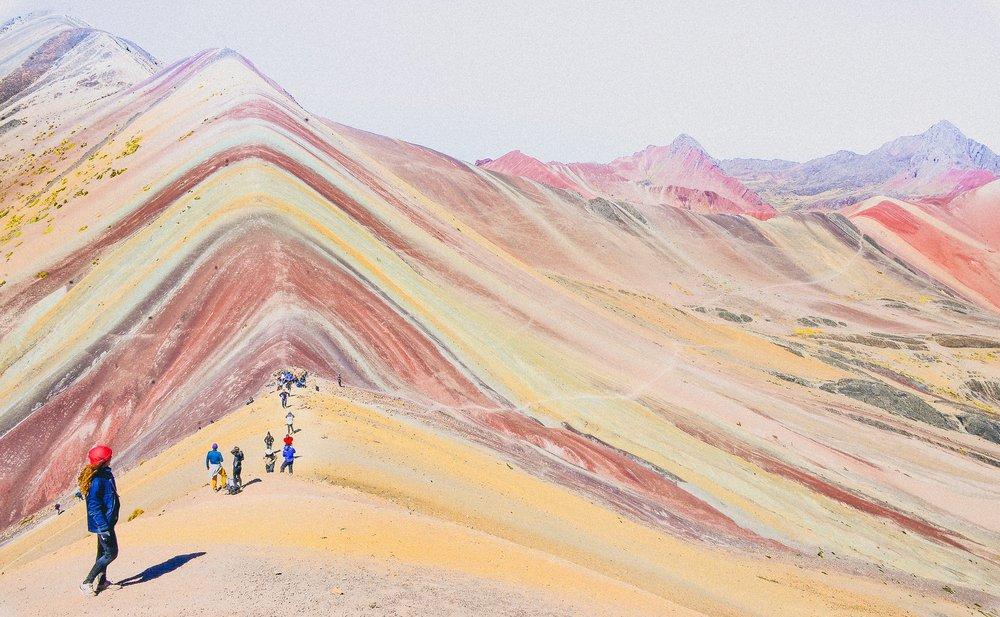 5 x kleurrijke regenbogen spotten