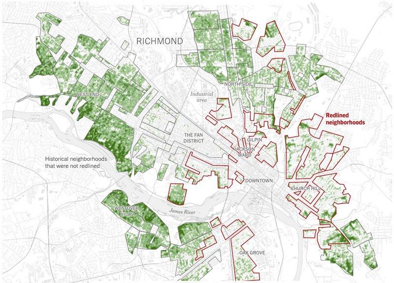 Comment des décennies de politique de logement raciste ont laissé des quartiers étouffants