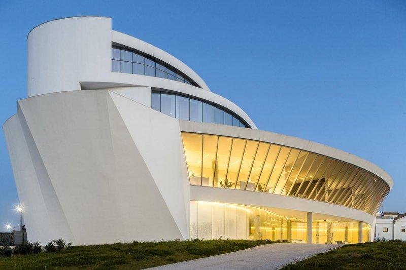 CEiiA (Centre of Engineering and Product Development) in Matosinhos, Portugal