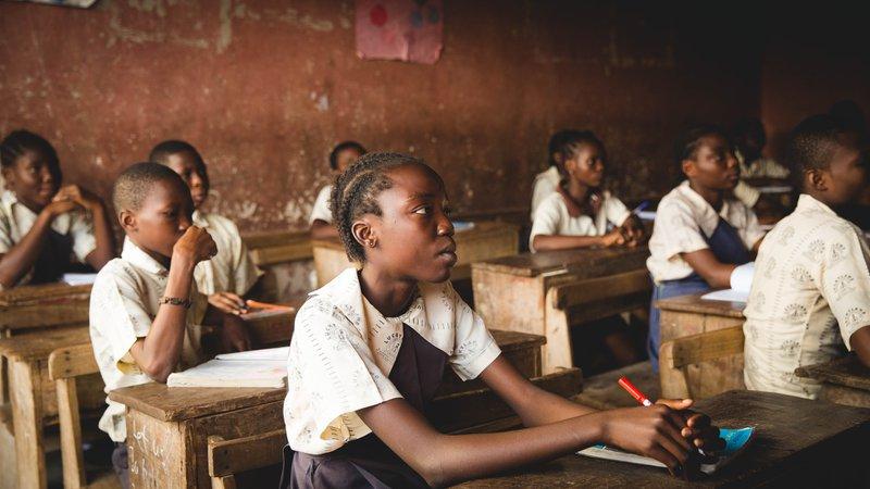 L'éducation sera la clé de la croissance économique et de la réduction des inégalités.