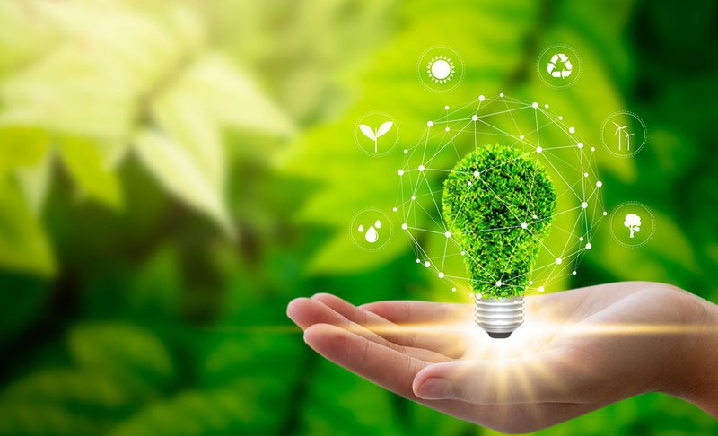 Corporate sustainability strategy as a part of your business strategy.