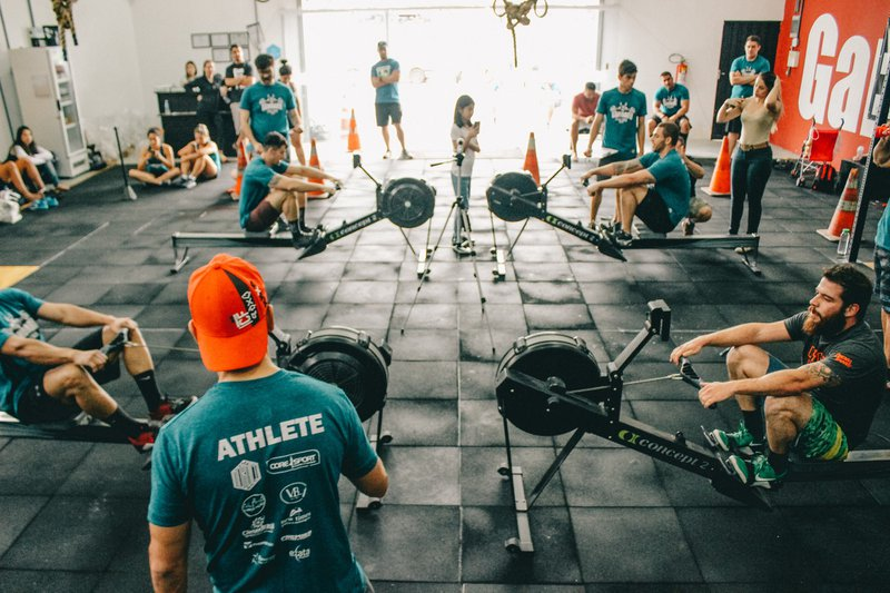 usaha fitness
