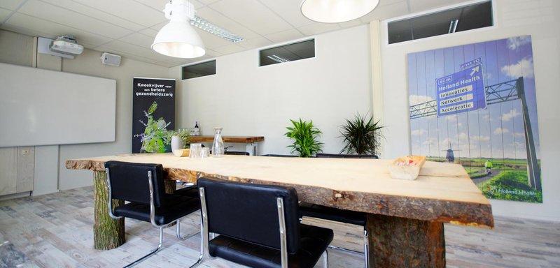 Flexwerkplekken in Alkmaar