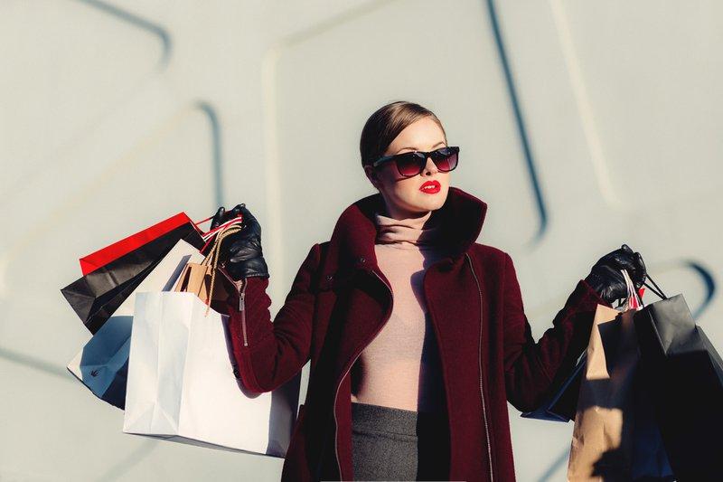Shopping freak