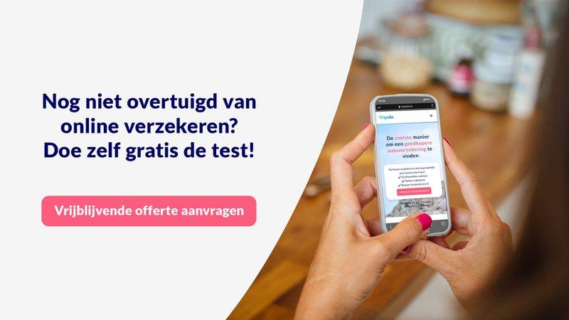 Doe zelf online de test!