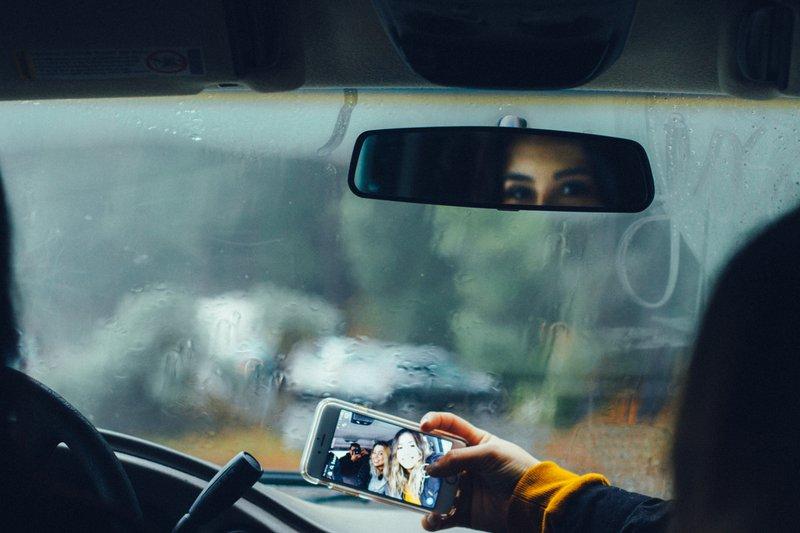 oorzaken van auto-ongevallen