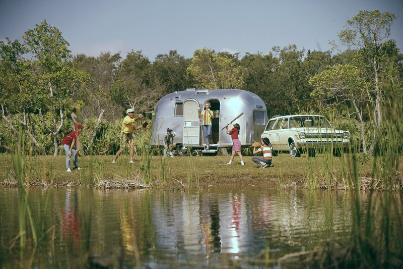 Airstream Travel Trailer - Heritage and Community. Learn all about Airstream history at https://www.airstream.com/heritage/
