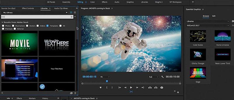 Video: montage met Adobe Premiere