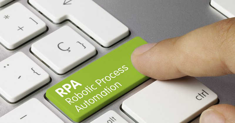 "<img src=""rpa-tools-keyboard.png"" alt=""Keyboard with a large green button that reads Robotic Process Automation"">"