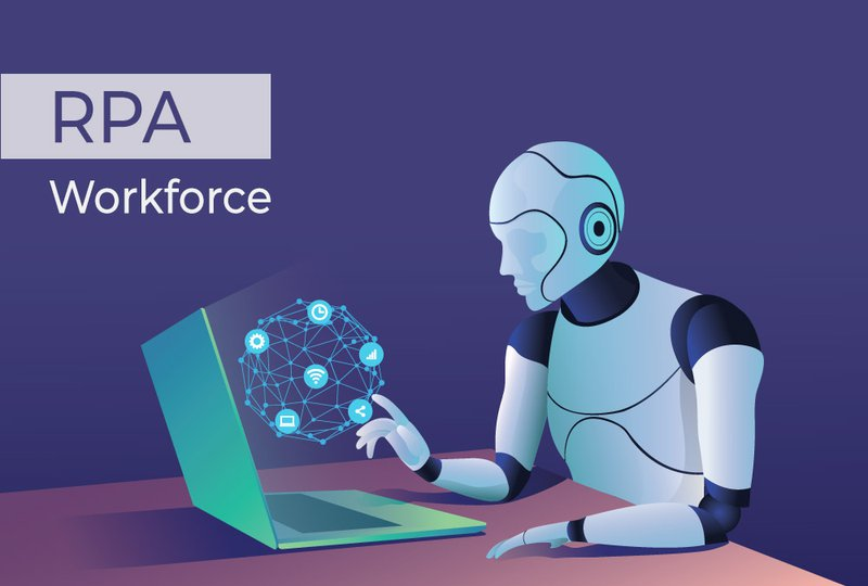 "<img src=""rpa-workforce.png"" alt=""A robot sitting at a table on a laptop doing RPA work"">"