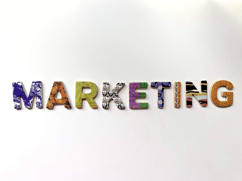 Marketing in Colorful Alphabets