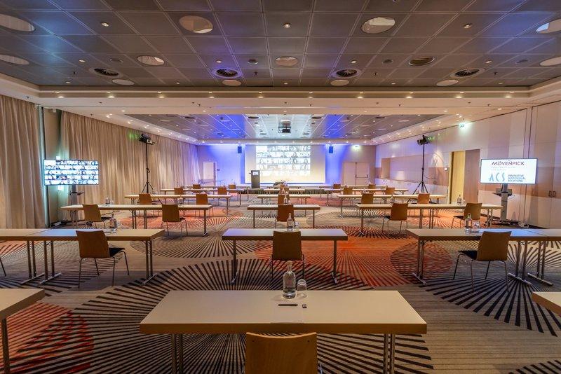 Meetings at Mövenpick Hotel Amsterdam City Centre