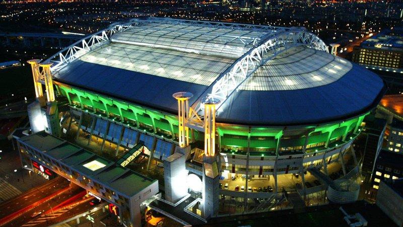 Hybrid Meetings at Johan Cruijff Arena